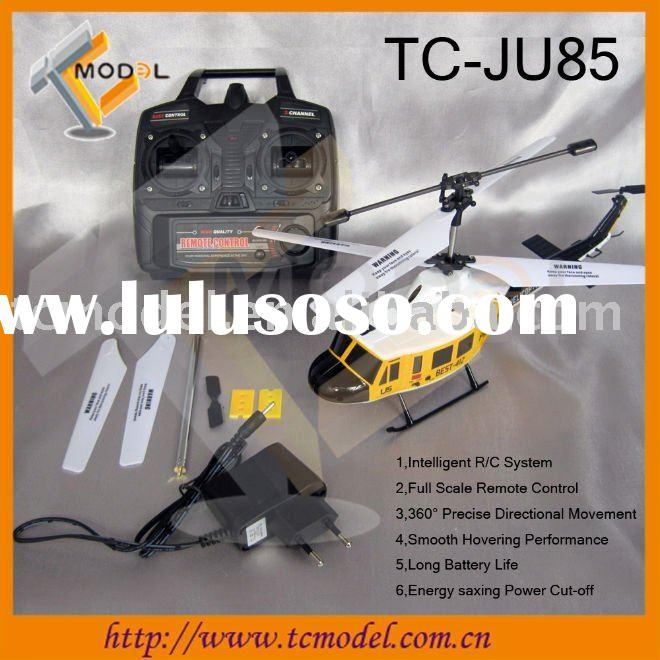 3 Channel rc hobbies