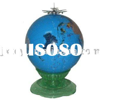 9 inch Rolling Globes