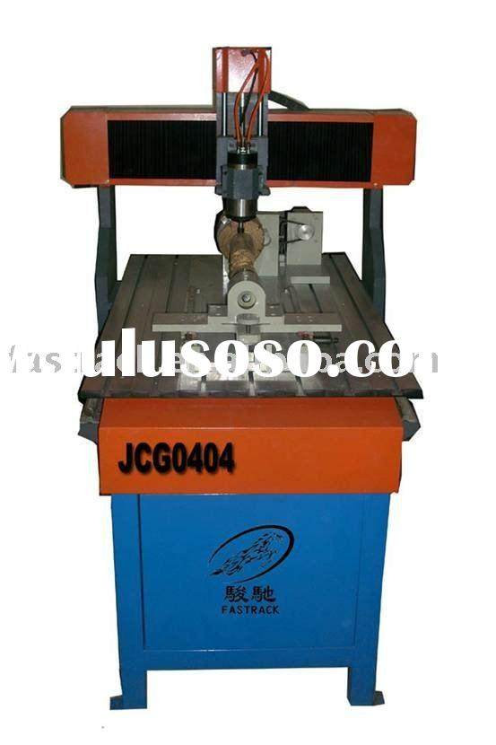 Cylindrical CNC Cutting MachineJCG0404 for Home Shop or Hobby