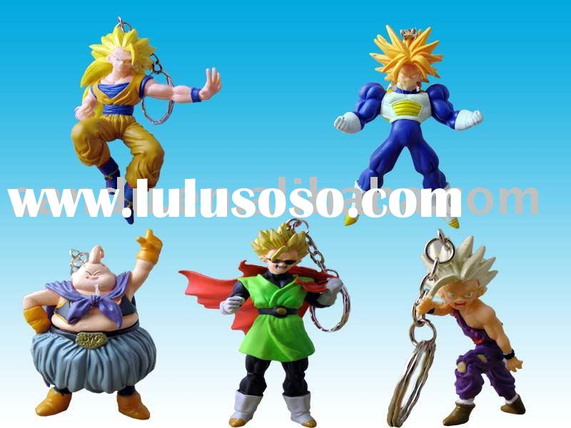 Dragon Ball Z 3D keychain