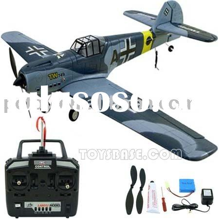 Hobby Airplane - RC Model Airplane 3 Channels R/C Airplane - J3 (RPH64880)
