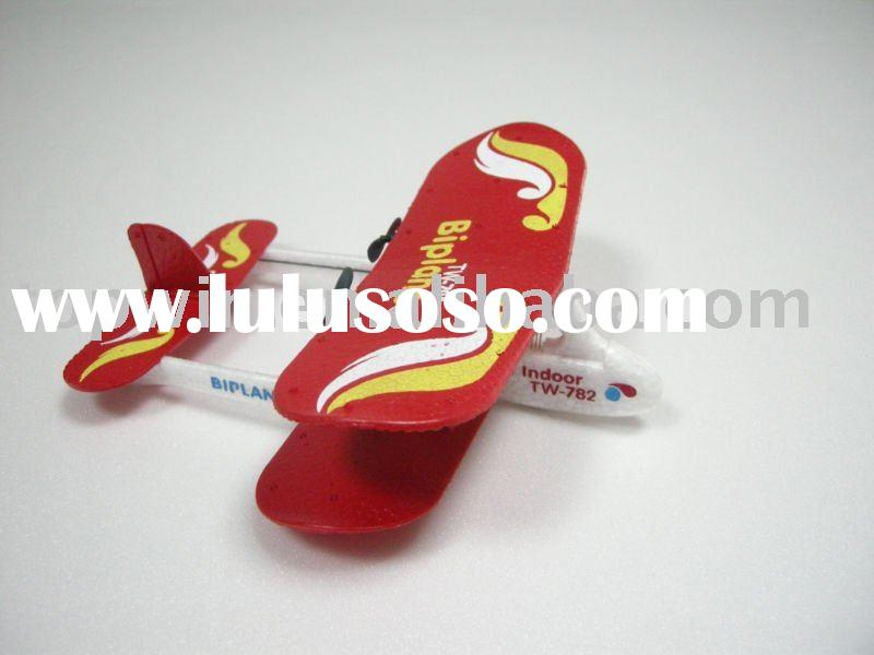 Infrared remote control aircraft