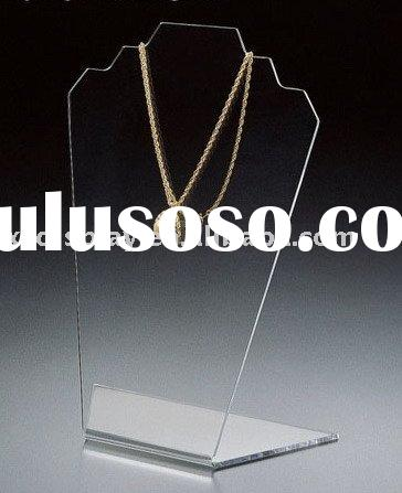 Jewelry & Necklace Display Stand