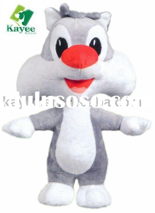 Looney Tones Sylvester Baby Plush Toys