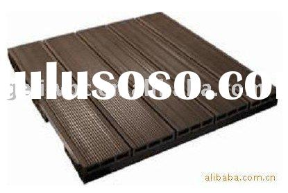 Outdoor WPC Flooring Tiles(Easy Install)