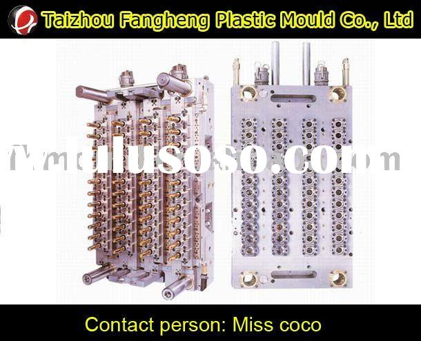 PET preform bottles mould
