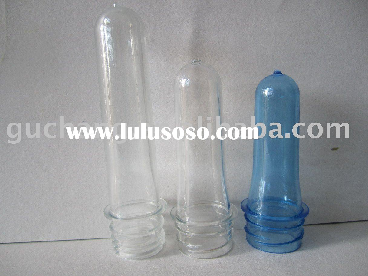 PET water bottle preform