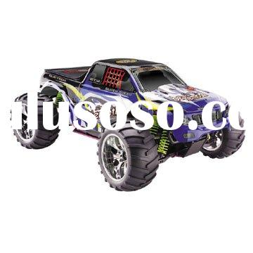 Rc hobby 1/10 scale nitro car rc 4WD off-ooad truck TPCT-1081