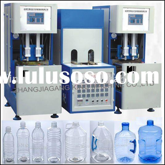 Semi-automatic PET Bottle Blower/Blow Moulding Machine