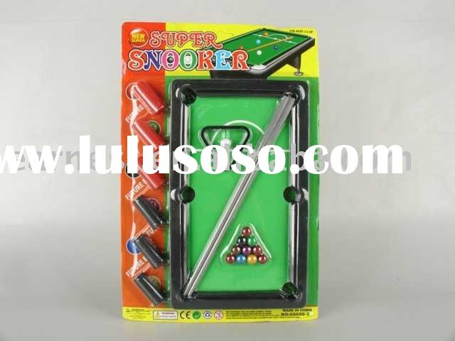 Snooker toy