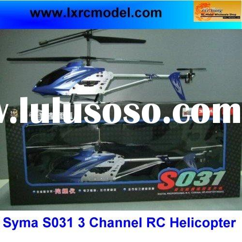 Syma S031 3 Channel Huge Size Outdoor/indoor RTF Helicopter