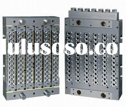 injection pet preform mould