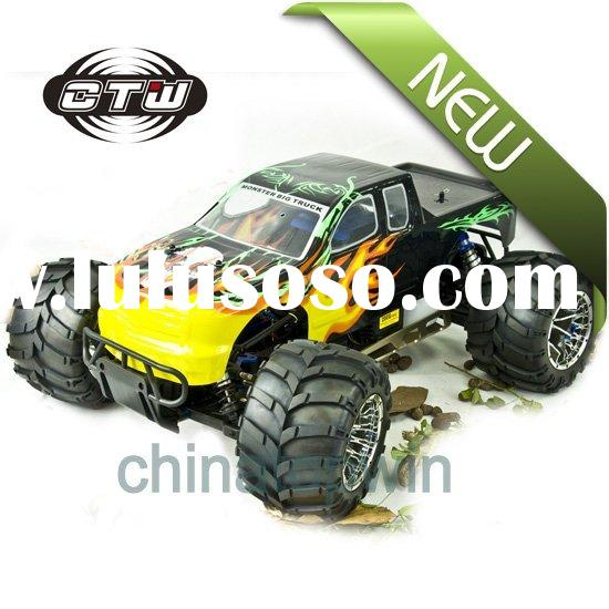 rc gas car,1:5th 23cc GAS powered off-road Monster Truck