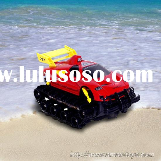 rm-757t2041 Remote Control (RC) Amphibous All Terrain Vehicle W/Treads ,rc toy