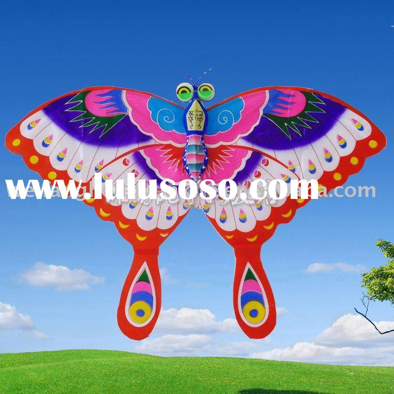 traditional handpaint butterfly kite,low price