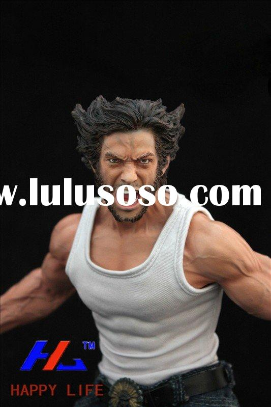 1/5 scale hand painted Wolverine resin statue