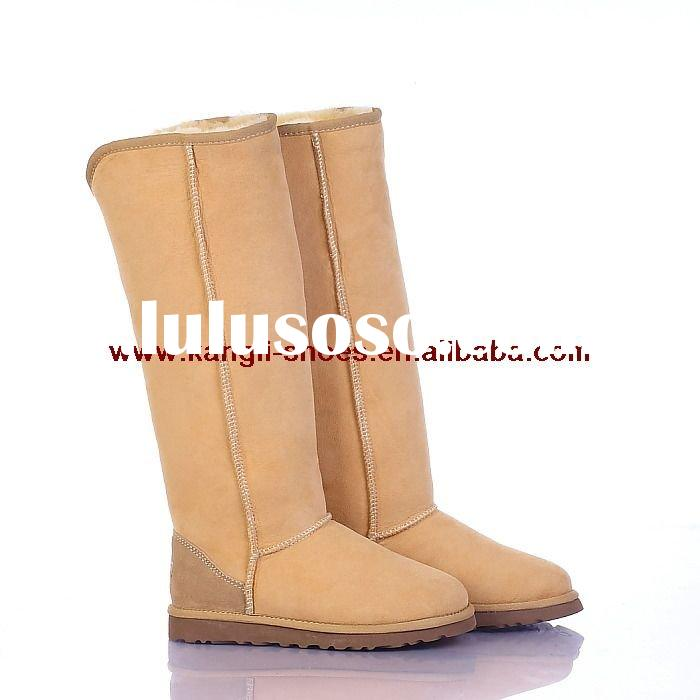 2010 new style winter shoes,top quality,sheepskin boots