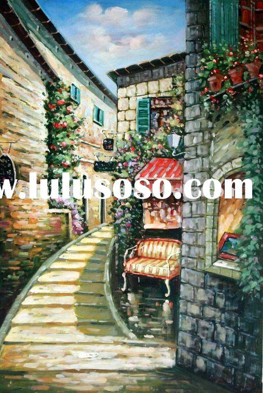 2011High quality decorative oil painting