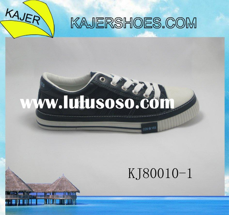 2011 hot sale design canvas shoes with lower price