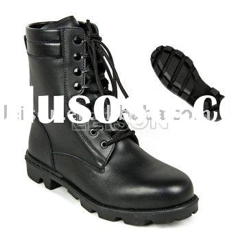 Army Boots for tactical ISO testing leather boots Professional Supplier