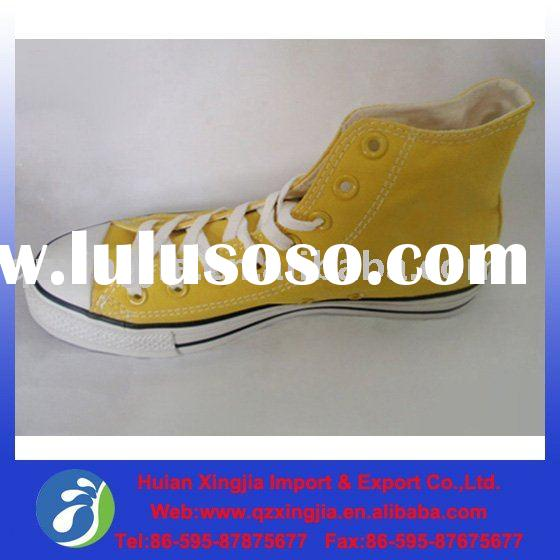 Cheap Vulcanized Canvas Shoes for Girls