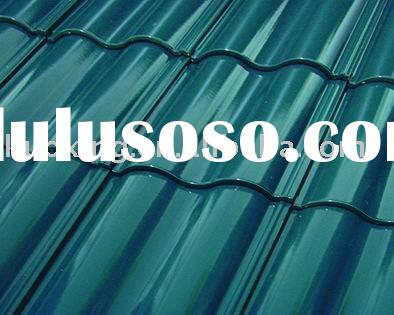 Glazed Villa Roofing Tile