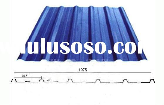 Hot Dip Galvanized Roof Tile &Coil(ISO9001, factory price)