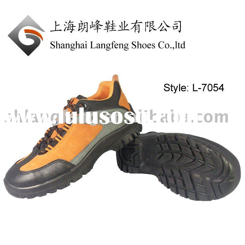 Oil-resistant protective shoes