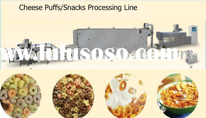 Snacks making machinery