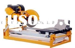 Tile table saw for cutting tile and marble
