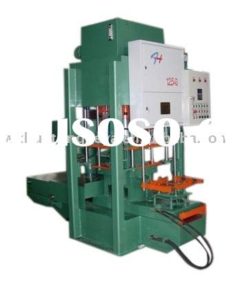 concrete tile machine