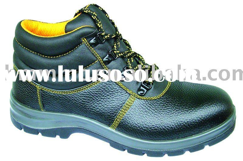 fashion safety shoes steel toe