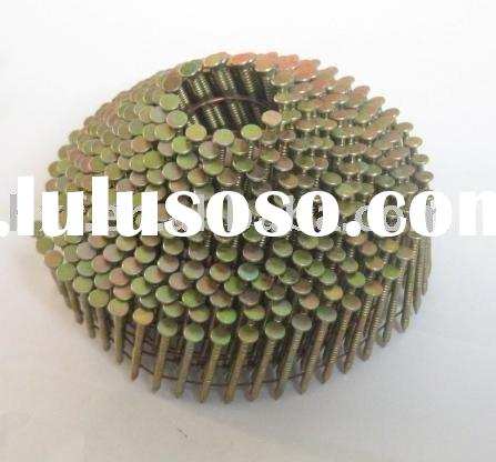 galvanized coil roofing nail