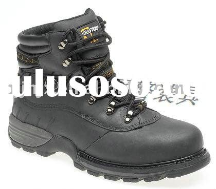 leather shoes boot