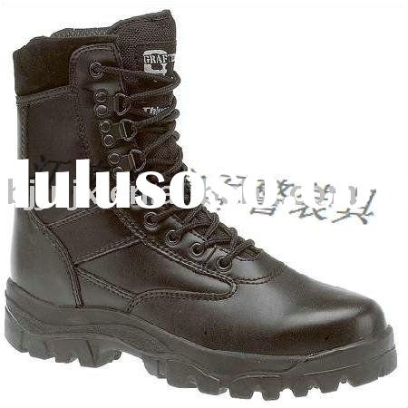 military shoes boot