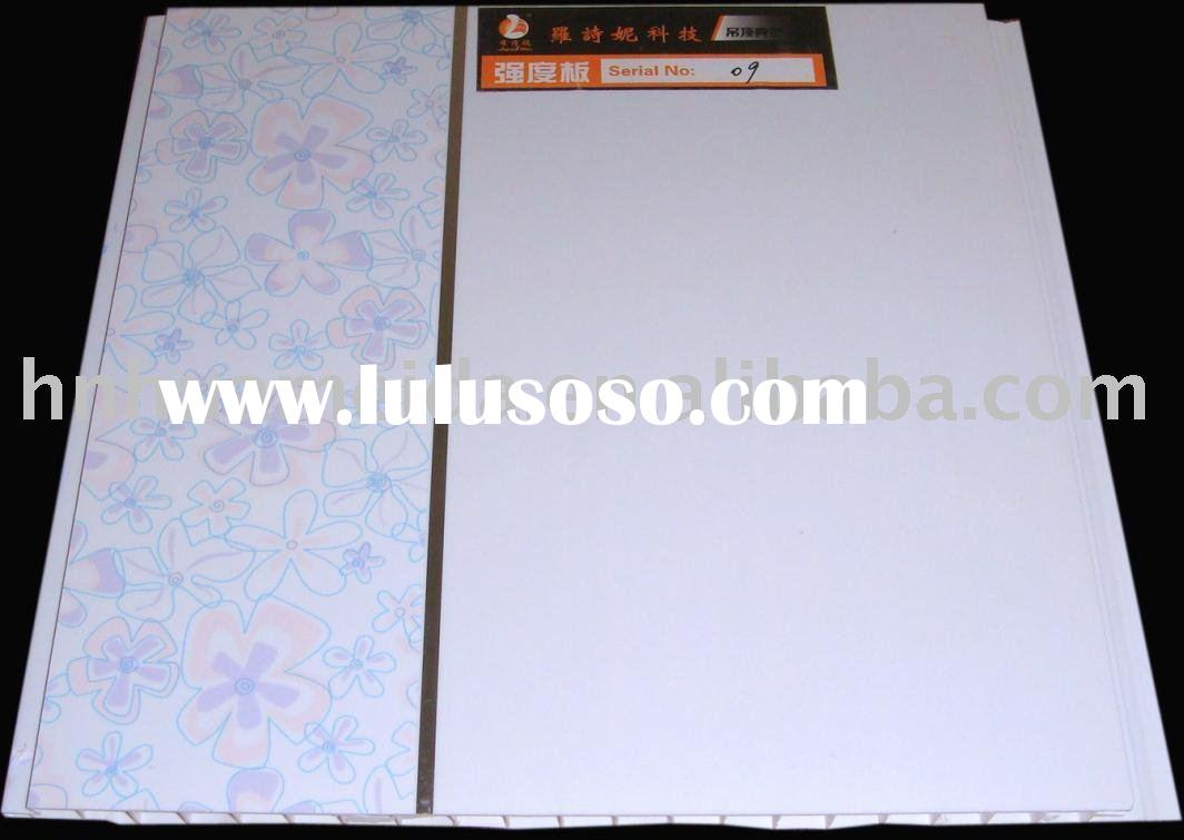 plastic wall panel,pvc ceiling for bathroom,kitchen, hotel