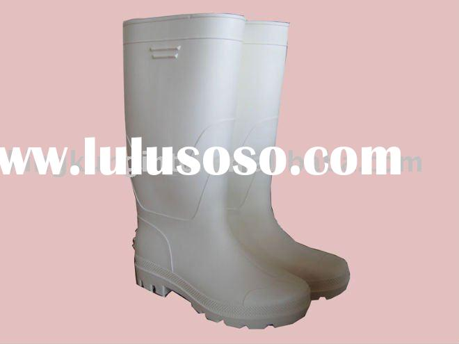 practical and fashional PVC rain boots shoes