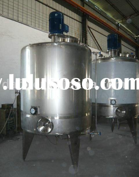 2000L Juice agitating tank