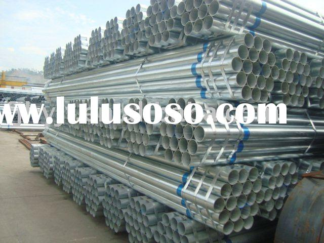 4'' Galvanized Steel Pipe