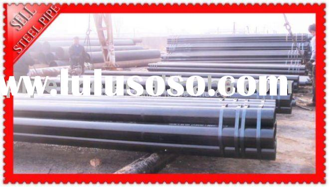 API CARBON STEEL PIPE