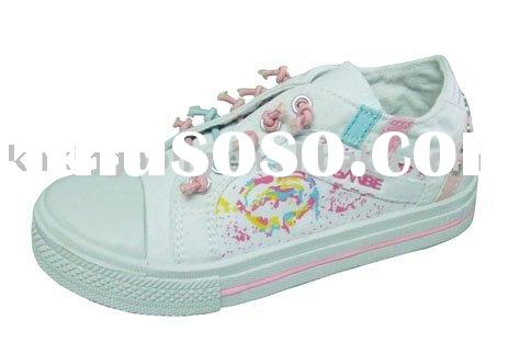 C10069A Canvas Shoes Slip on