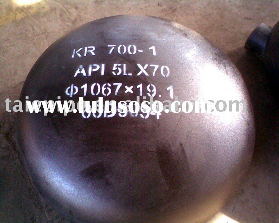 Carbon Steel BW Pipe Cap