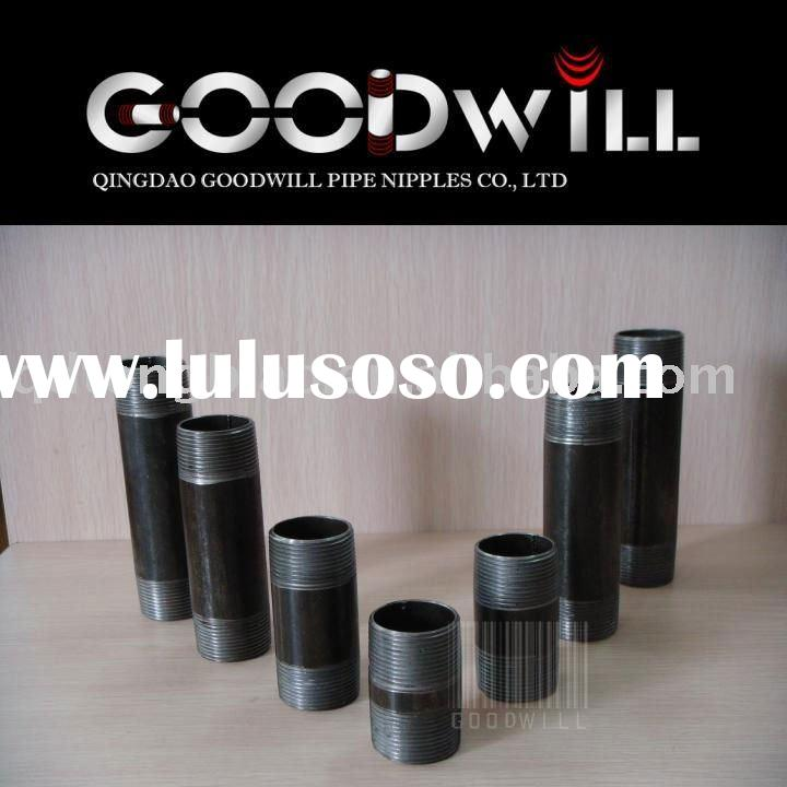 Carbon Steel Pipe Fitting black or galvanized