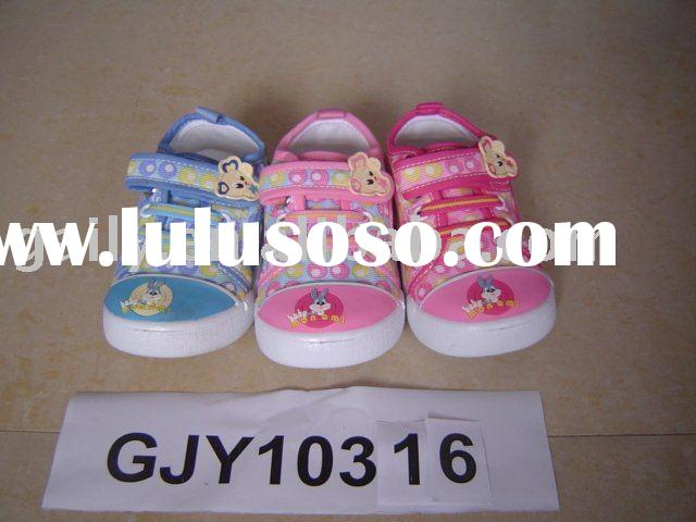 Chinese wholesale canvas shoes
