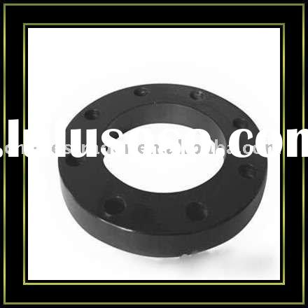 Forged carbon steel pipe fitting large size flange