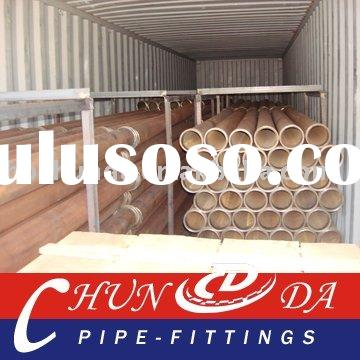 High Manganese Carbon Steel Tube ( for concrete pump car and trailer pump )