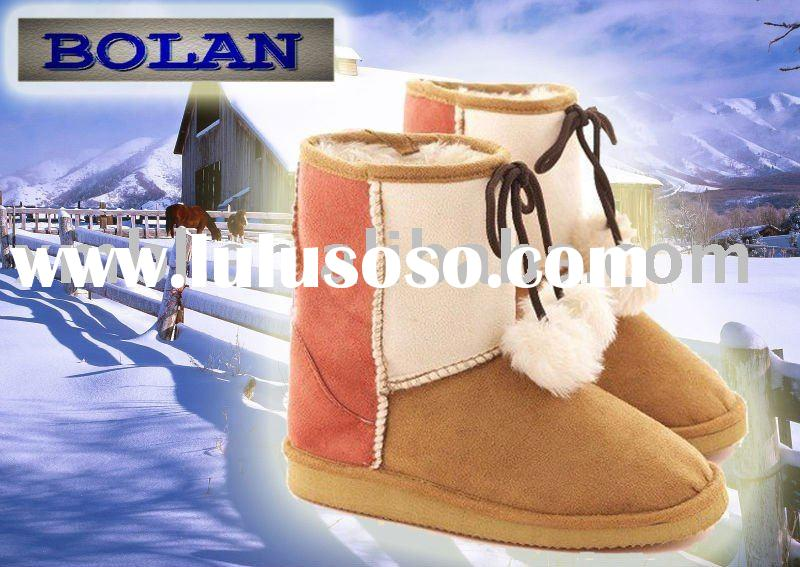 Hot sell cheap women ladies winter snow boots