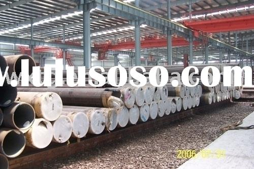 Low Temperature Seamless Carbon Steel Pipes ASTM/ASME A333Gr6 ASTM/ASME A333 Gr3