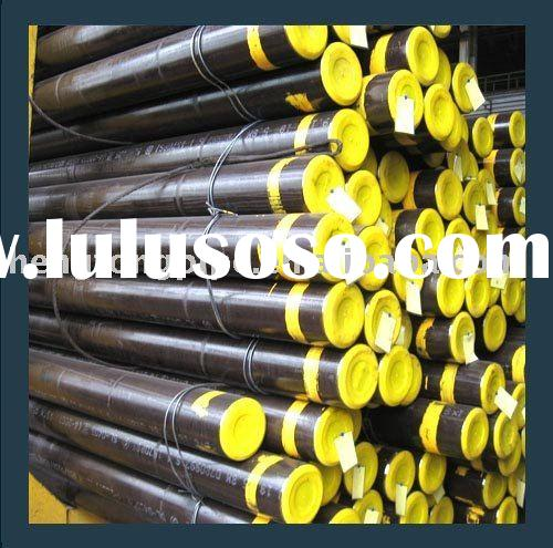 SCH 80 carbon steel seamless pipe