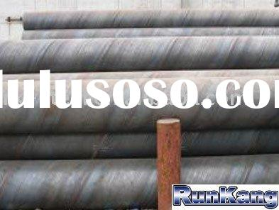Structural welded steel tube